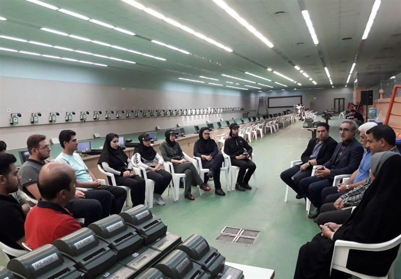 محسن نصر اصفهانی به کادر فنی تیم ملی تپانچه اضافه شد