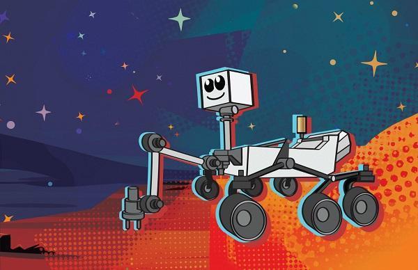 ابتکار زیبای ناسا برای انتخاب نام مریخ نورد جدید خود