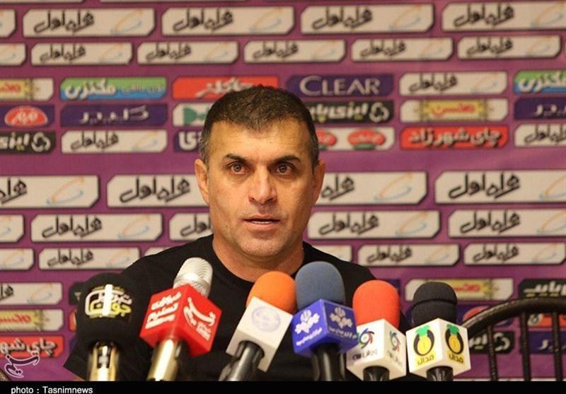 بوشهر، ویسی: امیدوارم تیمم به سمت سکته کامل نرود!، باید مقابل فولاد فولادین بازی کنیم