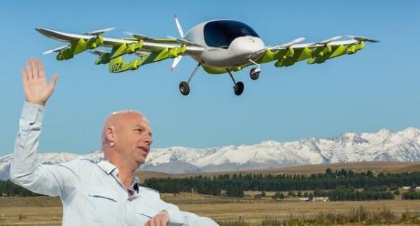 خودروهای پرنده زودتر از خودروهای خودران زمینی!