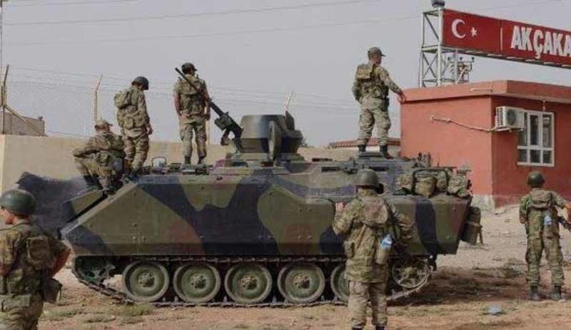 خشم فرانسوی ها از تجاوزات ارتش ترکیه به شمال سوریه
