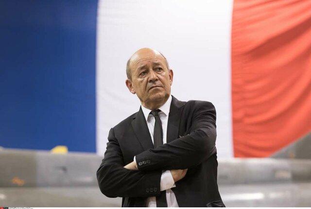 احضار سفیر ترکیه در فرانسه