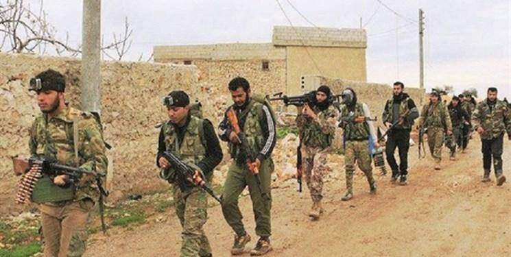 نیروهای مورد حمایت ترکیه هم راهی منبج شدند