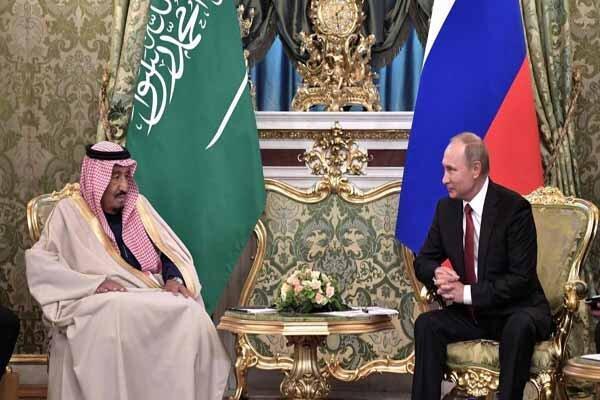 امضای بیش از 20 سند همکاری میان روسیه و عربستان