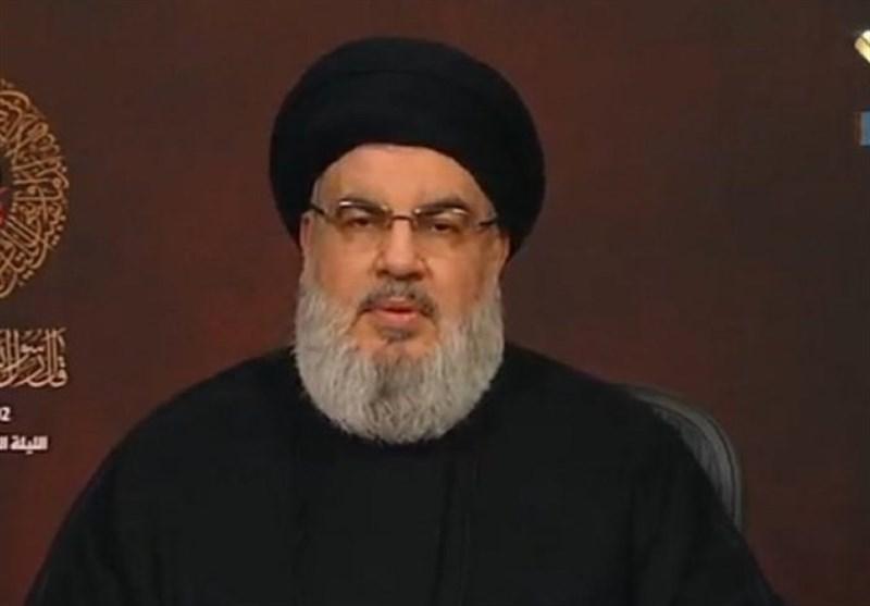 دبیرکل حزب الله: لبنانی ها ثابت نموده اند فراطایفه ای و فرامذهبی عمل می نمایند
