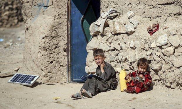 نبود مهارت خواندن در بیش از 90 درصد از بچه ها 10 ساله کشورهای فقیر
