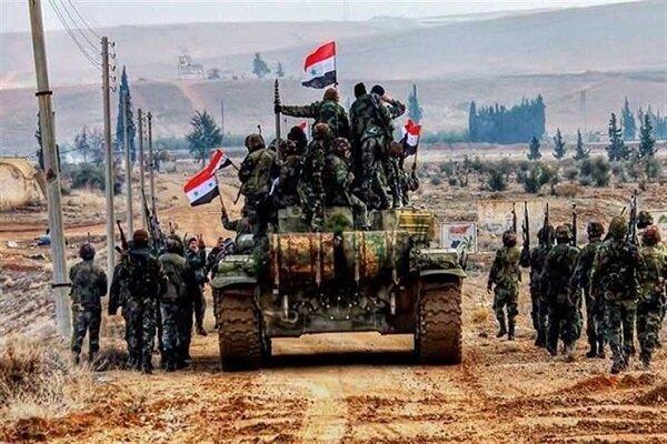 تقویت مواضع ارتش سوریه در حومه الحسکه