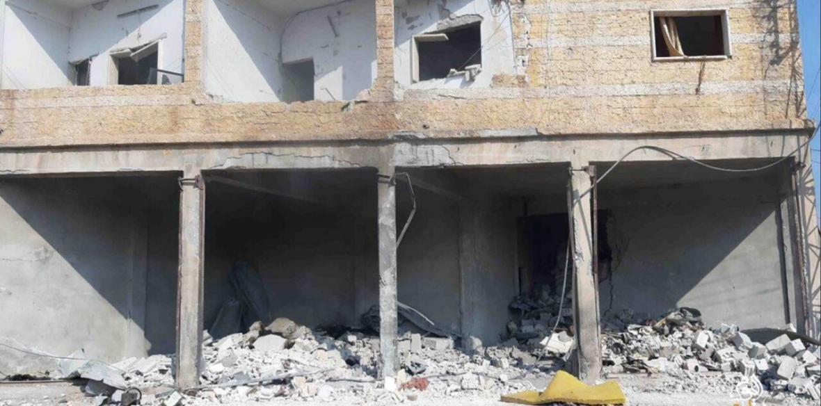 انفجار خودروی بمبگذاری شده بار دیگر تل ابیض در سوریه را لرزاند