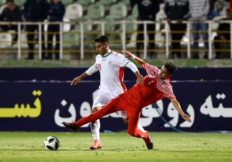 مقدماتی فوتبال جوانان آسیا، پیروزی پرگل ایران مقابل نپال با طوفان 15 دقیقه ای