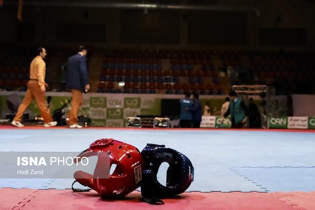 جدال 266 تکواندوکار در مسابقات قهرمانی آسیا