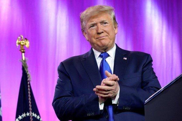 ترامپ اظهارات خود را درباره اغتشاشات ایران پس گرفت