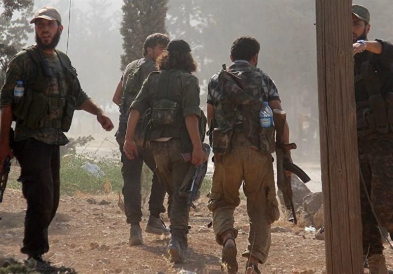 سوریه، انتقال کپسول های گاز کلر توسط تروریست ها به ادلب