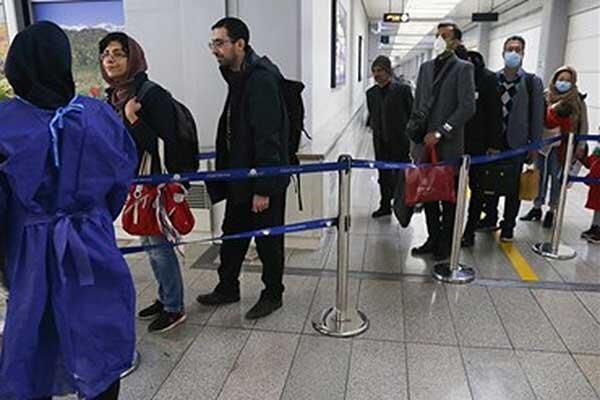 کرونا؛ دانشجویان ایرانی مقیم چین امروز به تهران می آیند