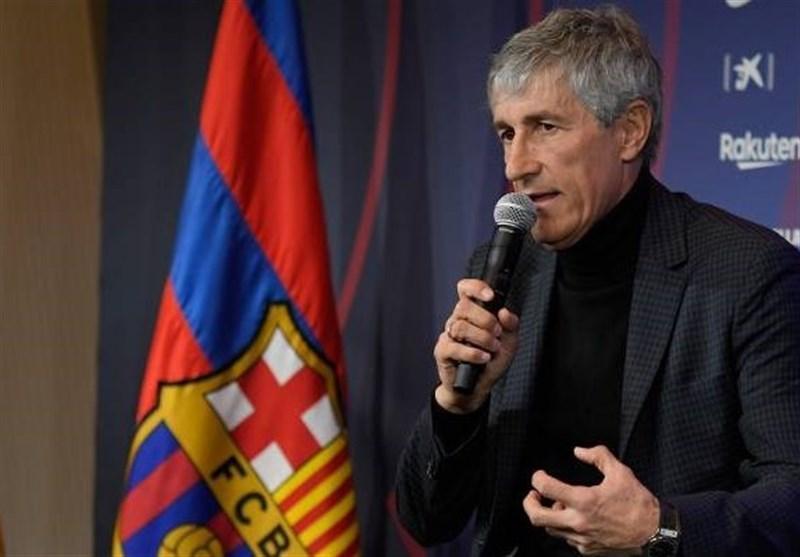 ستیِن: در شیرین ترین رؤیاهایم هم تصور نمی کردم سرمربی بارسلونا شوم، دیروز در گاوداری بودم و امروز در بهترین باشگاه جهان