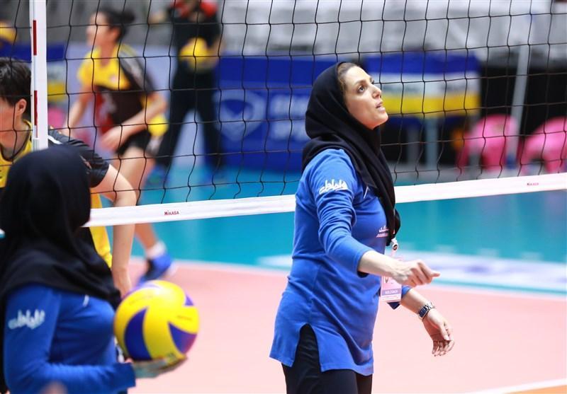 مربی تیم ملی والیبال بانوان: بیشترین تمرکز ما روی پیروزی برابر چین تایپه است
