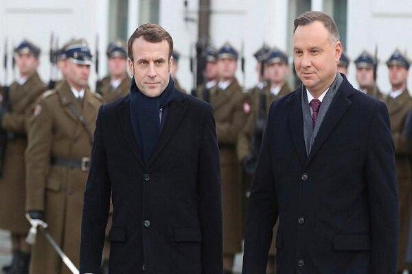مثلث جدید؛ رویای ماکرون برای احیای اتحادیه اروپا، چرا لهستان؟