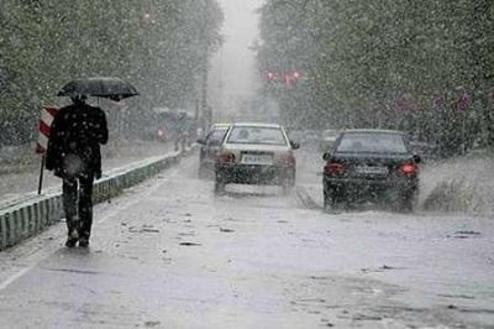 ورود سامانه بارشی جدید به کشور از جمعه ، شرایط جوی پایتخت