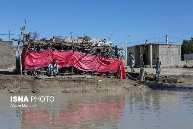 سیل به 3242 واحد روستایی و شهری در 10 شهرستان استان کرمان خسارت وارد کرد