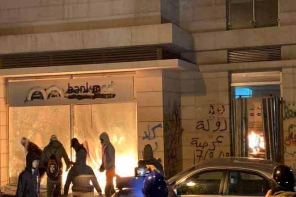واکنش سعد حریری و میشل عون به درگیری های شدید در بیروت