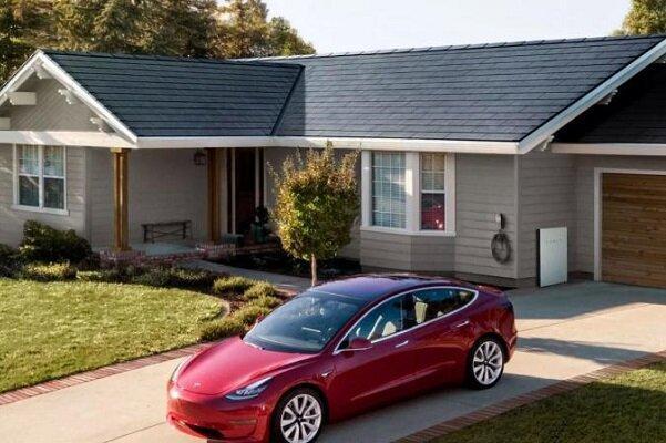 شروع صادرات سقف های خورشیدی تسلا به خارج از آمریکا