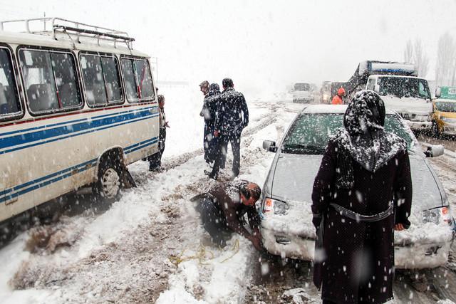 هواشناسی کهگیلویه و بویراحمد نسبت به کاهش دما و برف و کولاک هشدار داد