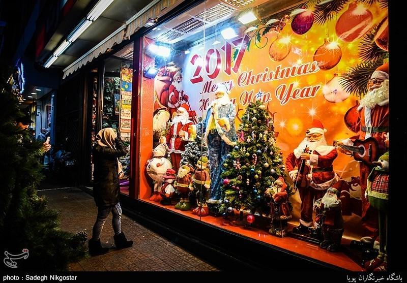 سهم ایران از گردشگران کریسمس