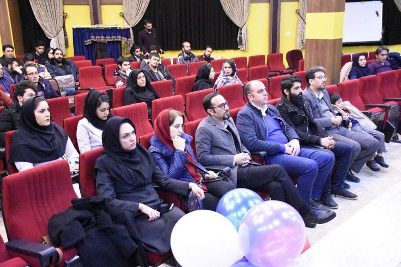 پنجاهمین رویداد استارتاپی همفکر، در دانشگاه شاهرود برگزار گردید