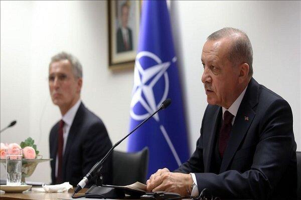 اردوغان: ناتو همبستگی خود با ترکیه را اثبات کند!