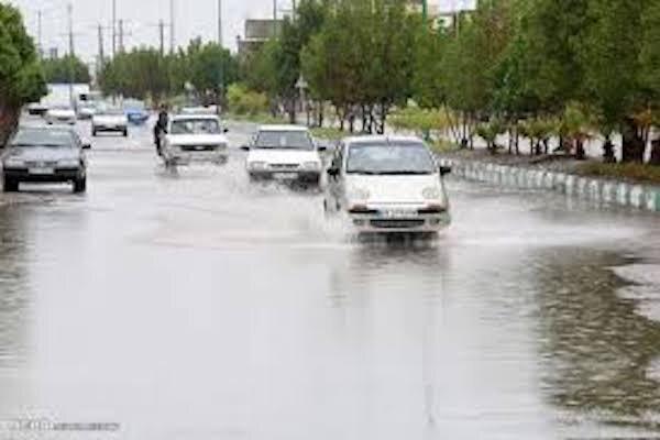 سازمان هواشناسی نسبت به آب گرفتگی معابر عمومی هشدار داد