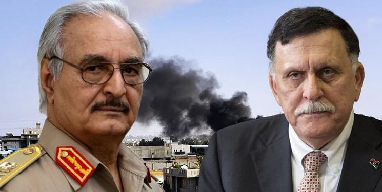 احتمال توقف درگیری ها در لیبی به دلیل کرونا