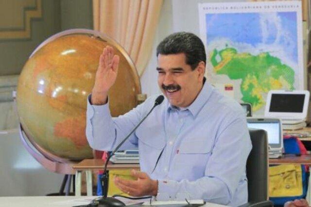 حمایت قاطع ارتش ونزوئلا از مادورو درقبال اتهامات آمریکا