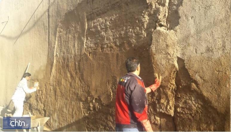 بافت تاریخی محله فهادان یزد مرمت شد