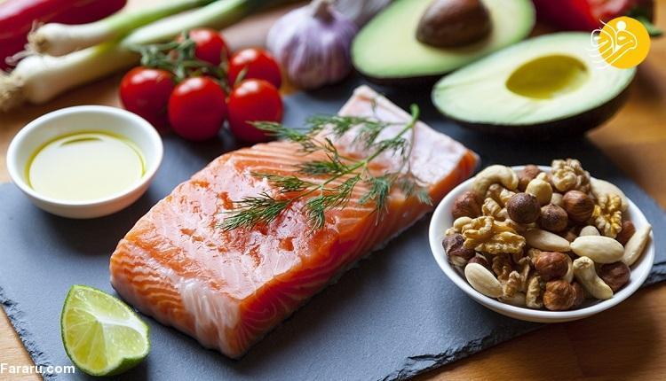 رژیم غذایی مدیترانه ای برنامه ویژه برای لاغری و سلامت شما