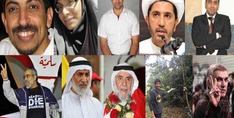 19 گروه حقوقی: بحرین زندانیان عقیده را به دلیل کرونا آزاد کند