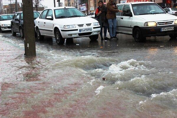 هشدار وقوع سیل در تهران ، بارش ها تا کی ادامه دارد؟