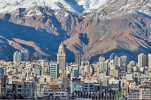 قیمت آپارتمان در ارزان ترین و گران ترین منطقه تهران ، افت 87 درصدی معاملات