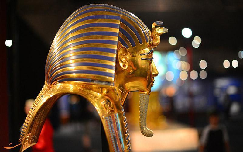 گنجینه فرعون برای نمایش به کشورهای مختلف فرستاده می گردد