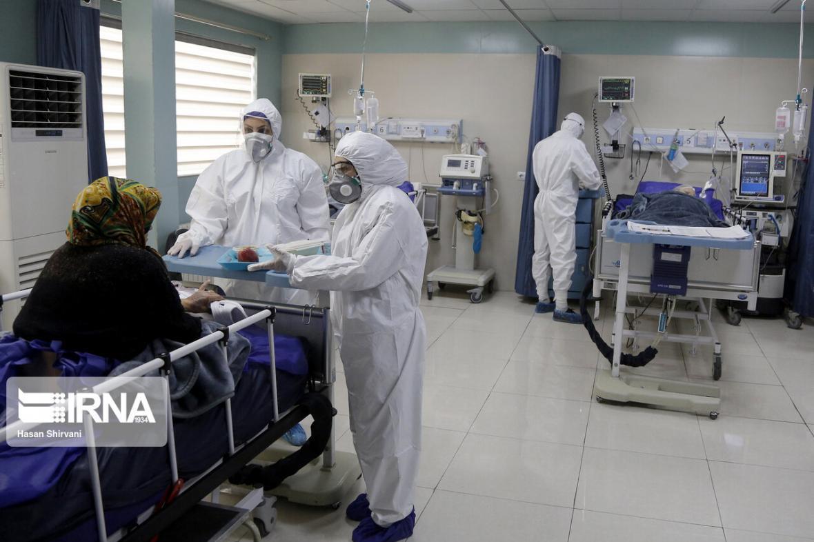 خبرنگاران آمار مراجعه بیماران کرونایی در جویبار صفر شد