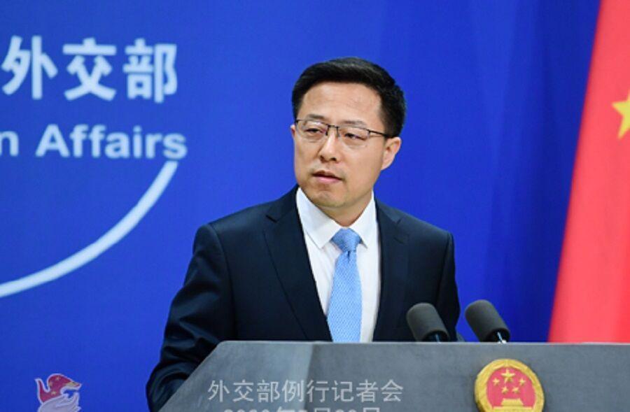 خبرنگاران مخالفت چین با لغو معافیت هسته ای ایران توسط آمریکا