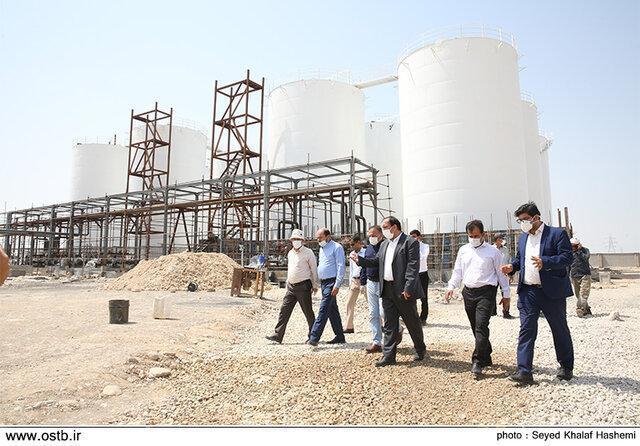 آنالیز فرایند اجرایی طرح های در دست اجرای منطقه ویژه مالی بوشهر
