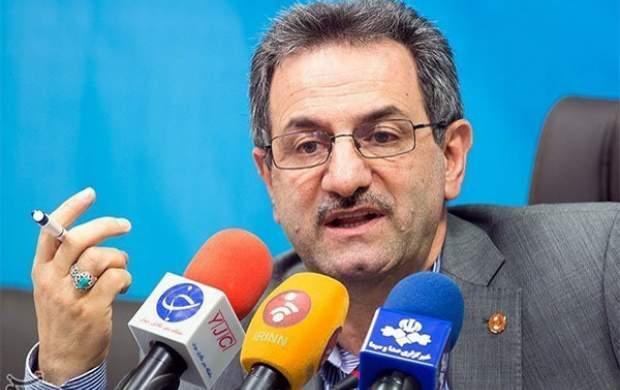 درخواست استاندار تهران برای توقف اجرای طرح ترافیک