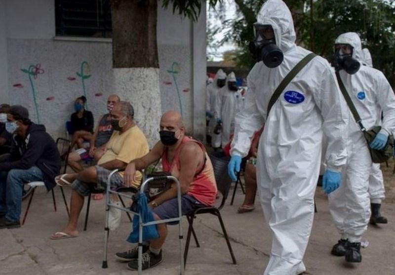 ثبت صدها فوتی جدید بر اثر ویروس کرونا در مکزیک و برزیل