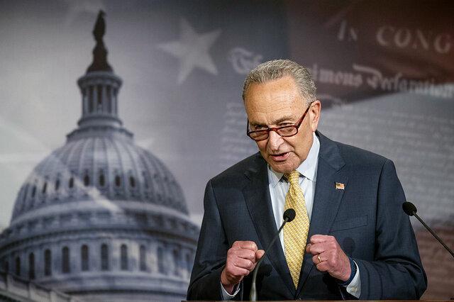رهبر دموکرات های سنا به ترامپ هشدار داد