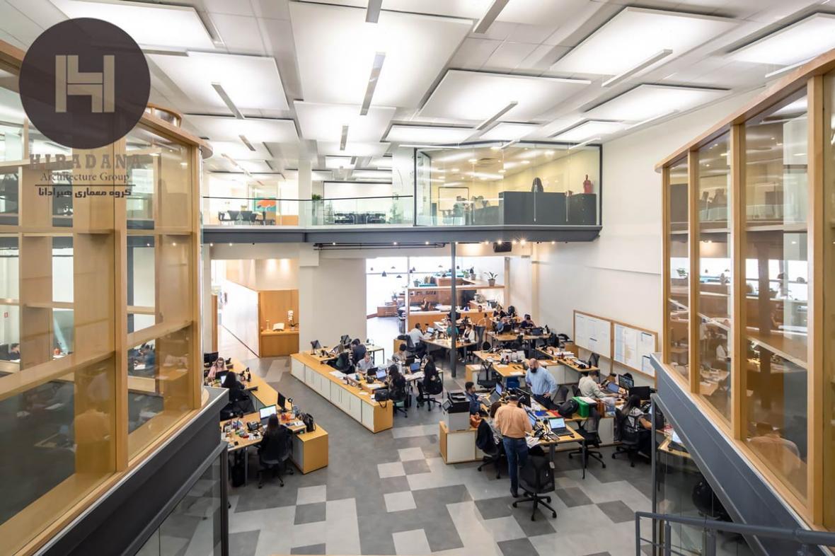 طراحی داخلی و بازسازی اداری دفتر مرکزی رویال در سائوپائولو برزیل