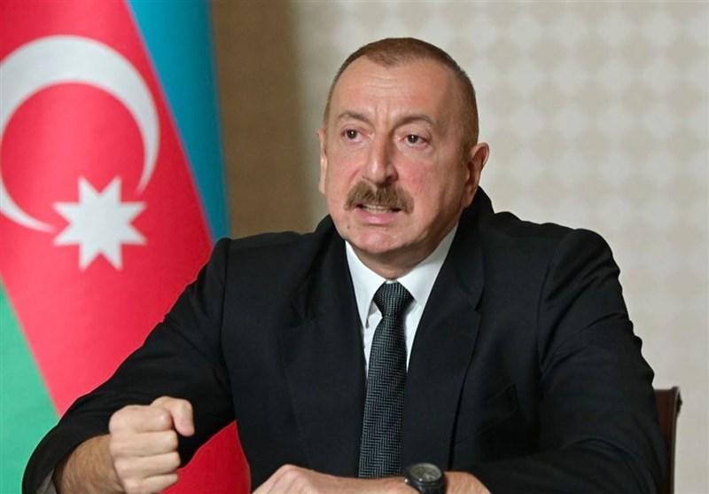 علی اف: به شرط عقب نشینی ارمنستان آماده آتش بس هستیم