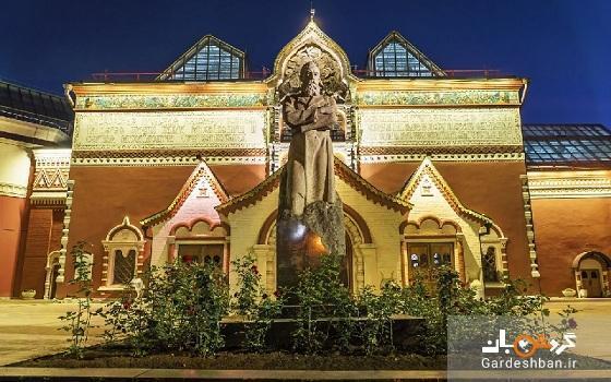 گالری ترتیاکوف مسکو؛بهترین مکان برای تماشای تاریخ روسیه، عکس