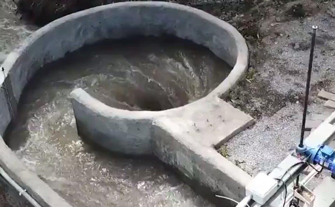 آب های سطحی برای فراوری برق به کارگیری می شوند