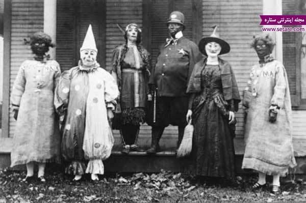 جشن هالووین چیست و چگونه برگزار می شود؟