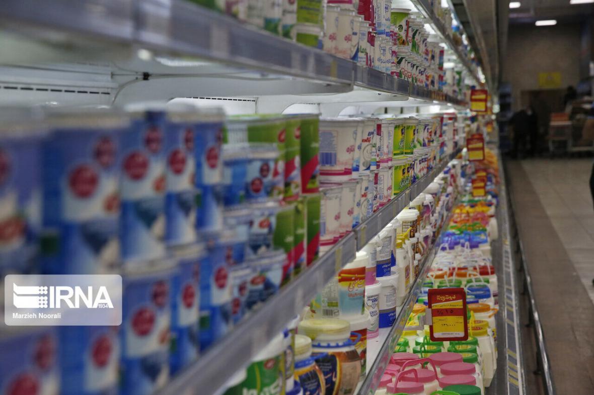 خبرنگاران 753 تن فرآورده های لبنی از یک واحد تولیدی گیلان صادر شد