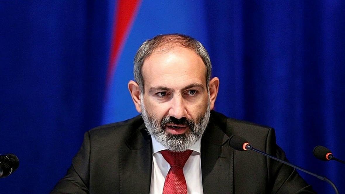 خبرنگاران نخست وزیر ارمنستان: تصمیم ما برای توقف جنگ به موقع بود